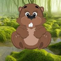 Wow Funny Beaver Land Escape HTML5