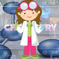G4K Erudite Chemistry Student Escape
