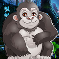 G4K Sympathetic Chimpanzee Escape