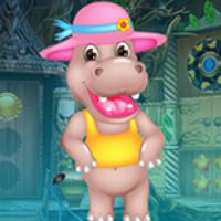 G4K Jemmy Hippo Escape