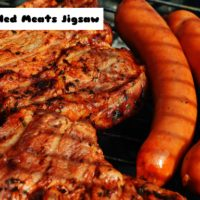 G2M Grilled Meats Jigsaw