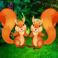 G2R Love Squirrel Forest Escape HTML5