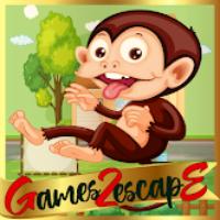 G2E Monkey Escape HTML5