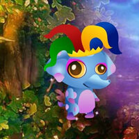 Wow-Magical Animal Forest Escape HTML5