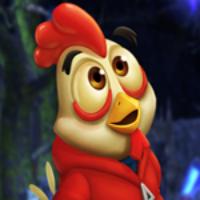 PG Delicate Rooster Escap…