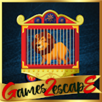 G2E Rescue Of Circus Lion…