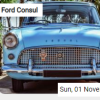 Ford Consul Jigsaw