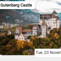 Gutenberg Castle Jigsaw