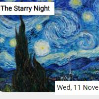 The Starry Night Jigsaw