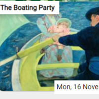 The Boating Party Jigsaw
