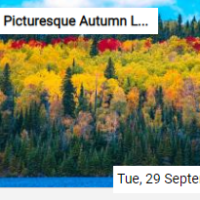 Picturesque Autumn Lands…