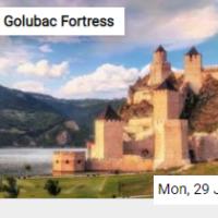 Golubac Fortress Jigsaw