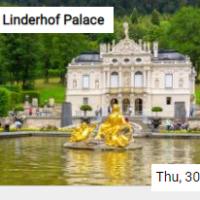Linderhof Palace Jigsaw