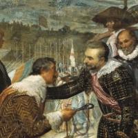 The Surrender Of Breda