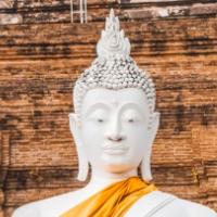 Buddha Statue At Wat Yai …