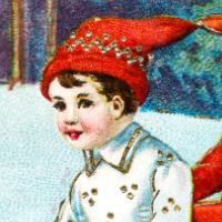 Children Sledding Jigsaw