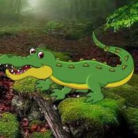 G2R Strange Crocodile Fo…