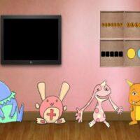 8b Pokemon Pikachu Escape