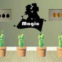 8b Genie Magic Lamp Escape
