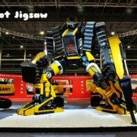 G2M Robot Jigsaw