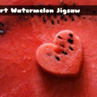 G2M Heart Watermelon